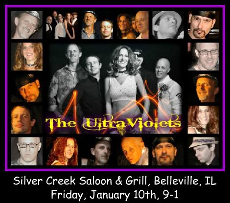 The UltraViolets 1-10-14