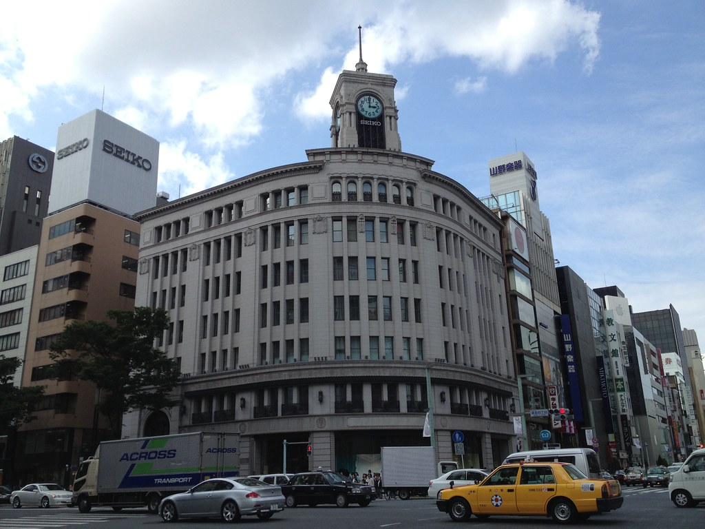 A Cheapskate's Guide to Ginza
