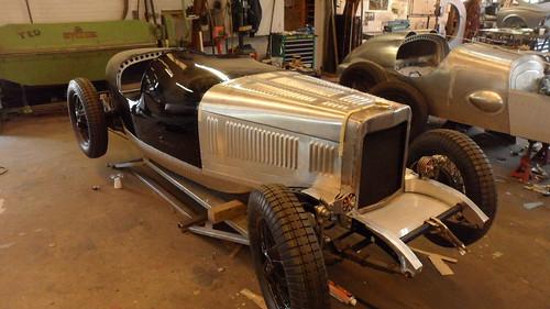 "Rover 14 ""the dark rover"""