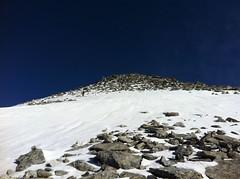 Gipfelaufstieg Fernerköpfl