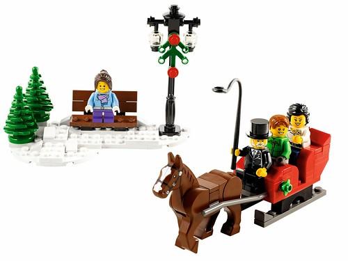 3300014 2012 Christmas Set