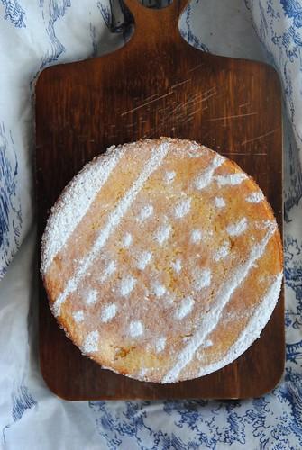 Armenia Gluten Free Orange Cake