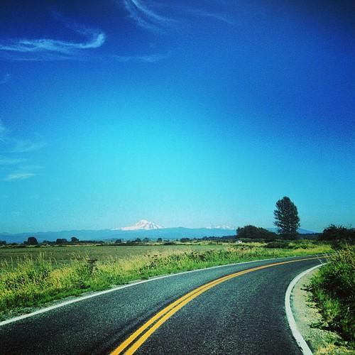 Mt Baker, WA by @MySoDotCom