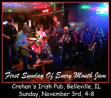 First Sunday Jam 11-3-13