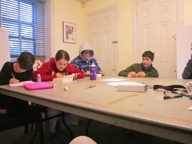 Math Circle 11.19.2013
