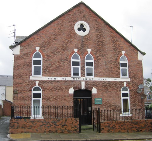 Boosbeck Primative Methodist Chapel 1877