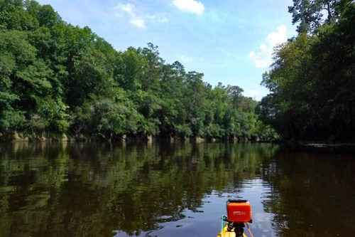 Edisto River Beer Commercial and Rope Swing Float-122