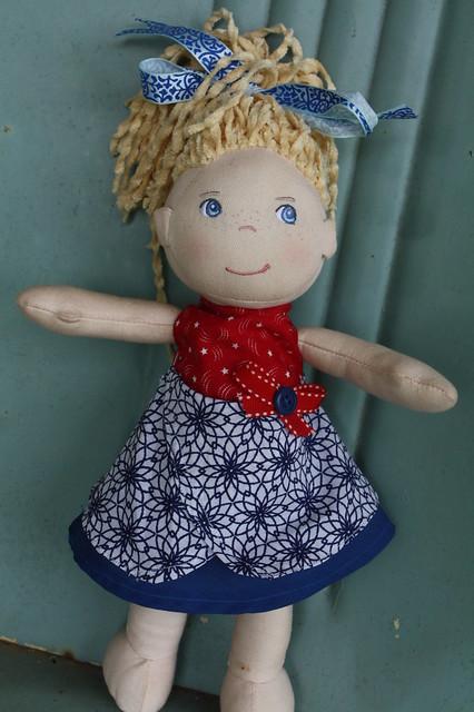 alittle dress for Rosie