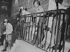 U of MD Student Dragged from Dorm: May 1970