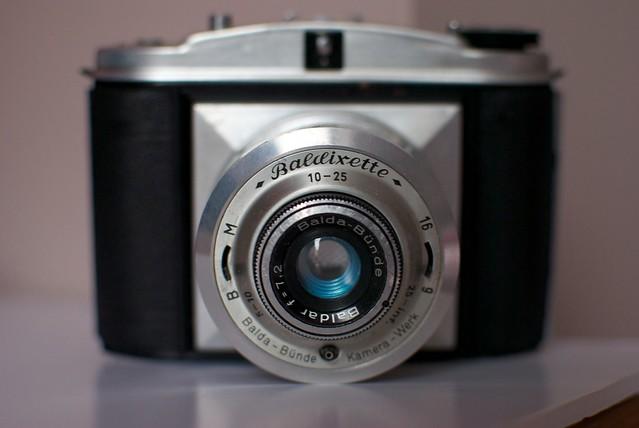 Baldixette Medium Format Camera