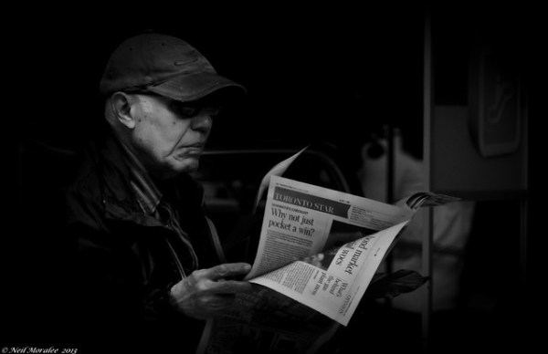 Toronto Star by Neil Moralee