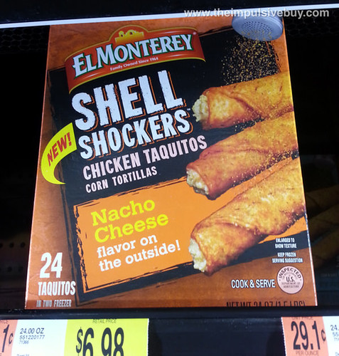 ElMonterey Shell Shockers Nacho Cheese