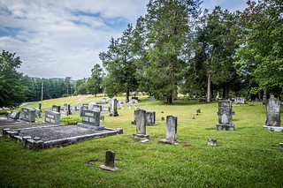 Oolenoy Baptist Church and Cemetery-003