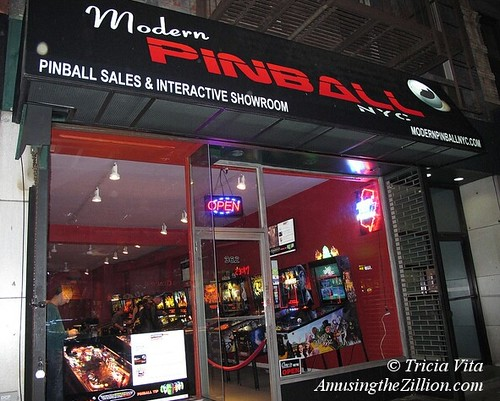Modern Pinball NYC