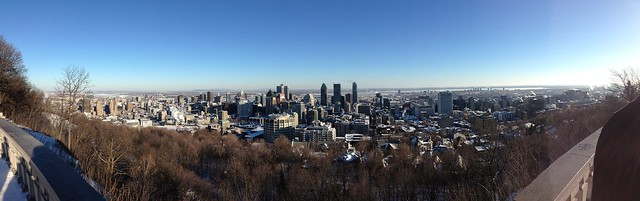 Summit of Mont Royal
