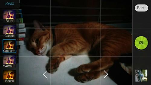 SNAPit ของ Lenovo ให้เราเห็นภาพหลังใส่ Filter แบบ Real-time