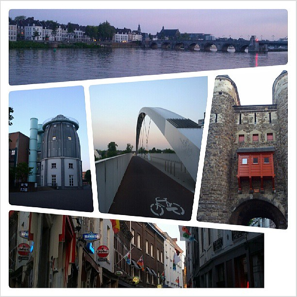Q: What do @ 4 am when you cant sleep? A: Go on a Maastricht walkabout to see what you remember from grad school circa 2004.