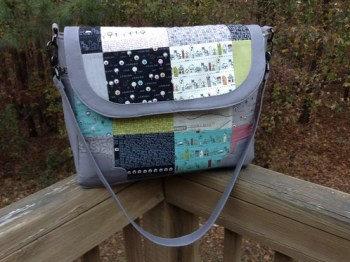 The Kennedy Road Bag