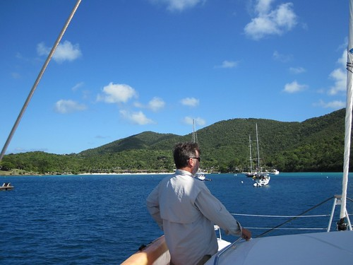 Looking for a mooring