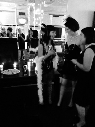 Shai's 40th Birthday: 1920s Cocktail Party