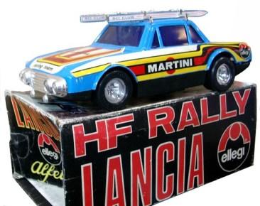 10 Ellegi Lancia Fulvia