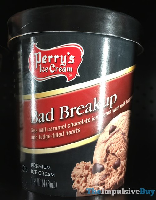 Perry's Bad Breakup Ice Cream