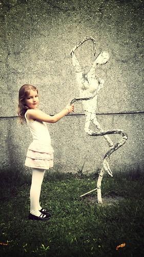 Dance with me by Arnaldo Pellini