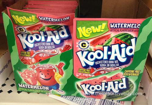 Watermelon Kool-Aid