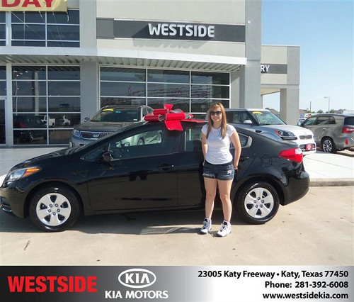 Happy Birthday to Samantha M Messina from Suliveras Wilfredo and everyone at Westside Kia! by Westside KIA