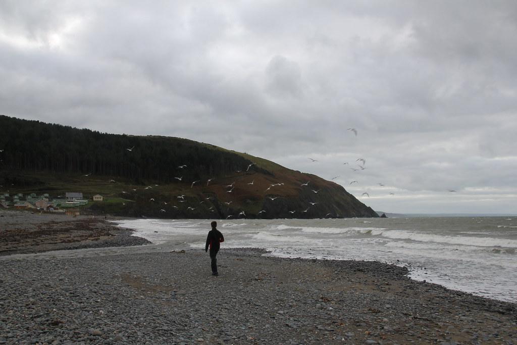 Aberystwyth, Clarach Bay