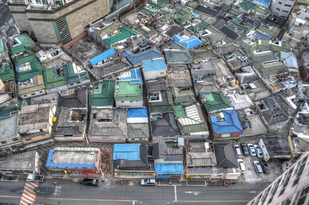 Daegu Rooftops