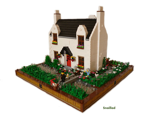 Riverbank Cottage by snaillad