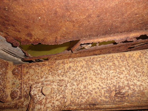 replacing floor pans | wrenchingseason