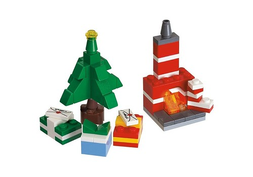 40009 Holiday Building Set