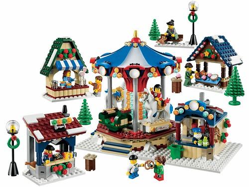 10235 Winter Village Market