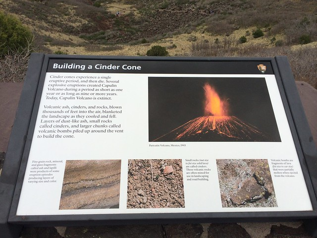 Picture from Capulin Volcano National Monument