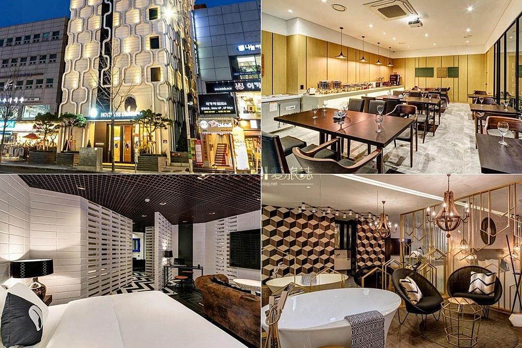 《首尔订房笔记》2016年26间全新开业平价酒店与旅舍推介