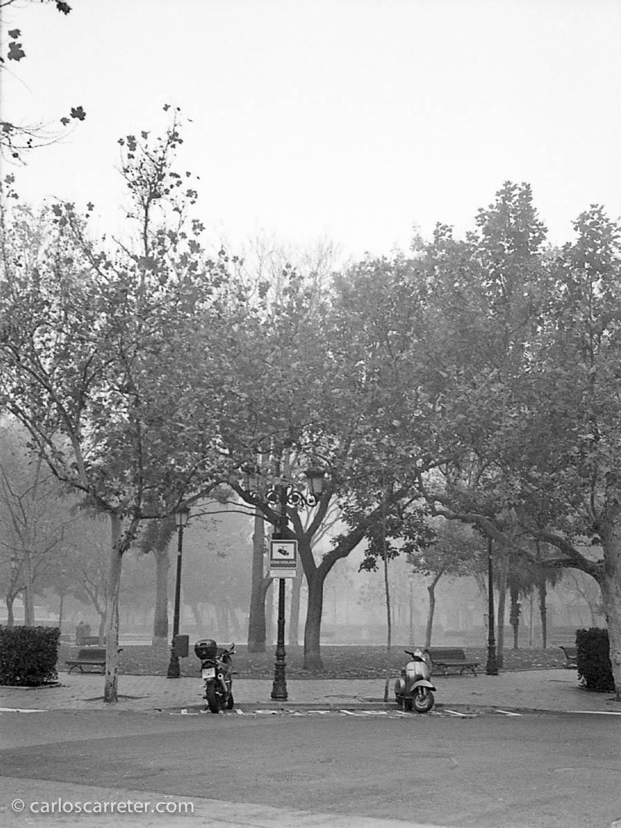 Tarde de niebla para el Choco-encuentro de FeZ