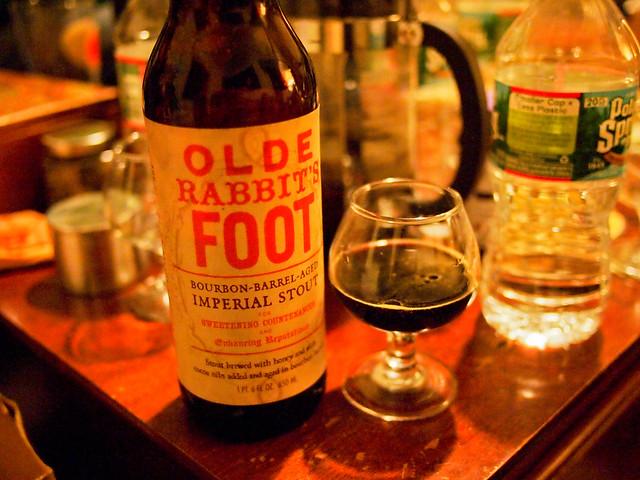 Olde Rabbit's Foot 209