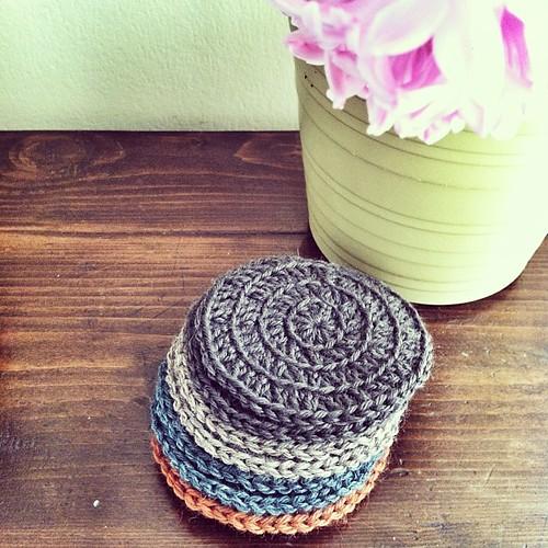 #crochetmoodblanket2014 catching up!