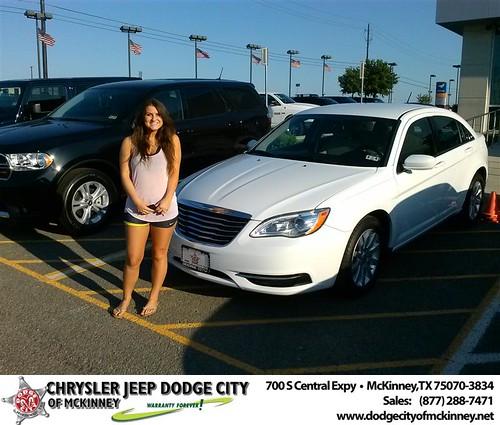 Dodge City of McKinney would like to wish a Happy Birthday to Debra Sancer! by Dodge City McKinney Texas