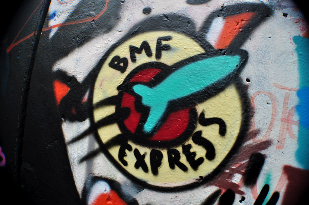 BMF Express detail