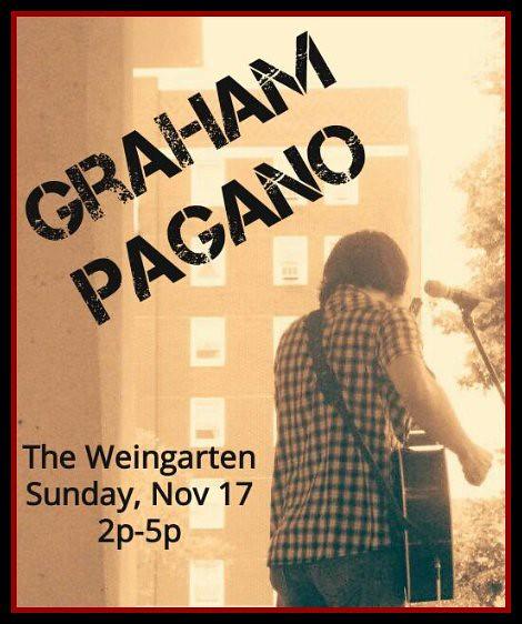 Graham Pagano 11-17-13