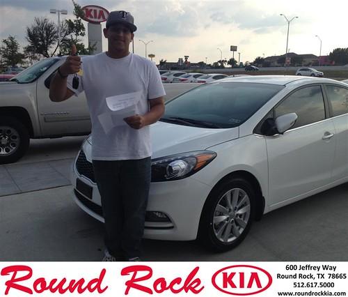 Happy Birthday to Kendal  Calhoun from Derek Martinez and everyone at Round Rock Kia! #BDay by RoundRockKia