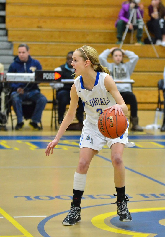 Ab Girls Hoops Makes Playoffs Beats L S 43 39 Ab Sports
