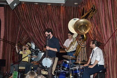 065 Swamp Donkeys Jass Band