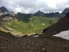 Abstieg Wilde Kreuzspitze Richtung Brixner Hütte
