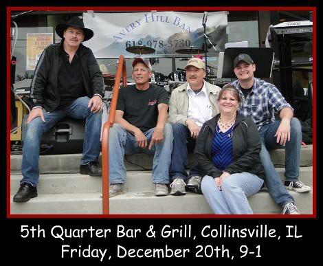 Avery Hill Band 12-20-13