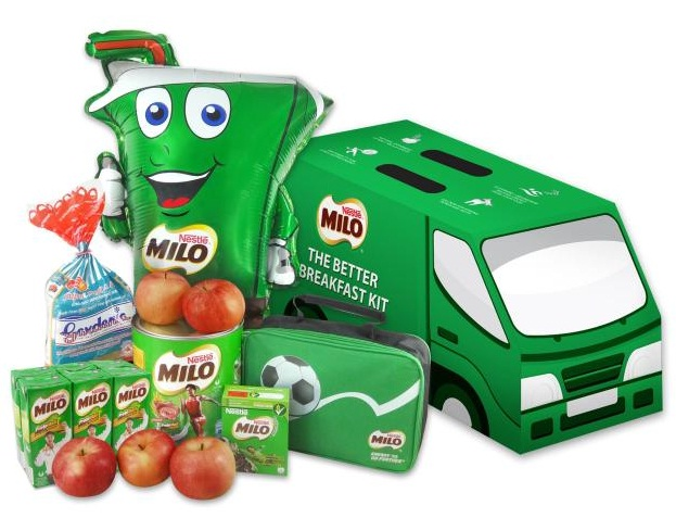 MILO Breakfast Kit