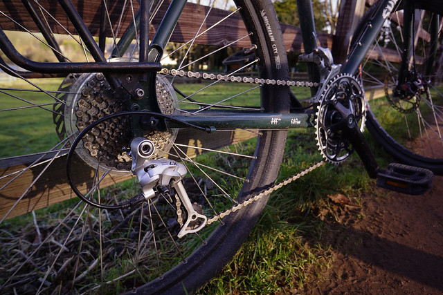 Surly Disc Trucker: Drivetrain